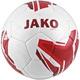 Trainingsbal Striker 2.0 wit/rood  Voorkant