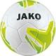 Trainingsbal Striker 2.0 wit/fluogeel/groen Voorkant
